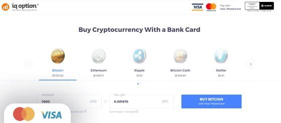 Mastercard to Bitcoin